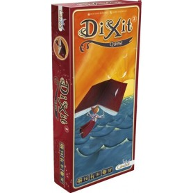 Dixit 3. discovery