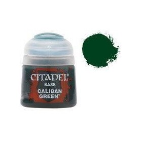 Базовая краска Caliban Green 21-12