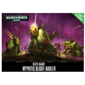 "Настольная игра ""Warhammer 40.000. Death Guard Myphitic Blight-Hauler"""