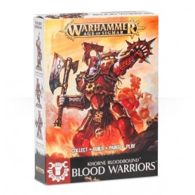 "Настольная игра ""Warhammer. Age of Sigmar. Khorne Bloodbound. Blood Warriors"""