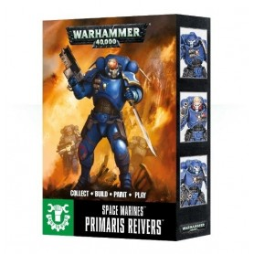 "Настольная игра ""Warhammer 40.000. Space Marines Primaris Reivers"""