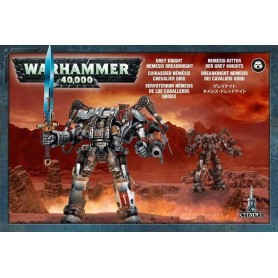 "Настольная игра ""Warhammer 40.000. Grey Knights. Nemesis Dreadknight"""