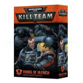 "Настольная игра ""Warhammer 40.000. Kill Team: Fands of Ulfrich - Adeptus Astartes Starter Set"""