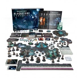 "Настольная игра ""Warhammer Quest: Blackstone Fortress"""