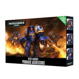 "Настольная игра ""Warhammer 40.000. Primaris Aggressors. Easy To Build"""
