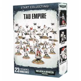 "Настольная игра ""Warhammer 40.000. Start Collecting! T'au Empire"""