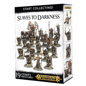 "Настольная игра ""Warhammer. Age of Sigmar. Start Collecting! Slaves to Darkness"""