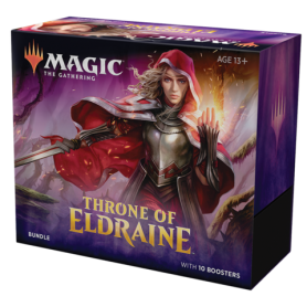 Magic The Gathering. Throne of Eldraine Bundle
