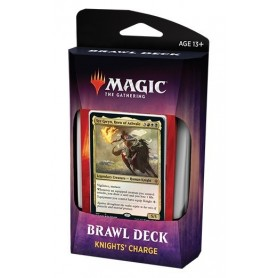 Magic The Gathering. Throne of Eldraine Brawl Deck: Knight's Charge