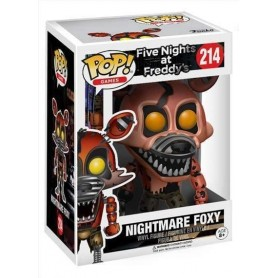 "Фигурка ""POP! - Nightmare Foxy"" (Five Nights at Freddy's)"