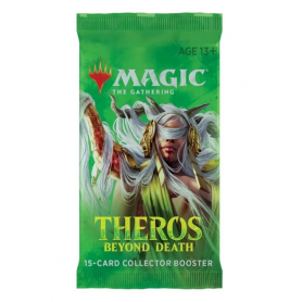 Magic The Gathering. Theros: Beyond Death - коллекционный бустер (ENG)