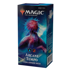 Magic The Gathering. Challenger Deck: Arcane Tempo