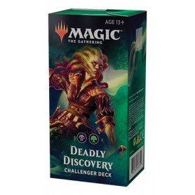 Magic The Gathering. Challenger Deck: Deadly Discovery
