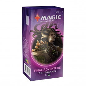 Magic The Gathering. Challenger Deck 2020: Final Adventure