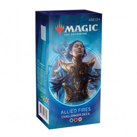 Magic The Gathering. Challenger Deck 2020: Allied Fires