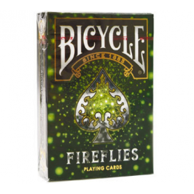 Карты Bicycle Fireflies