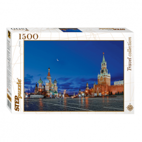 """Puzzle """"Moscow. Red Square"""""""