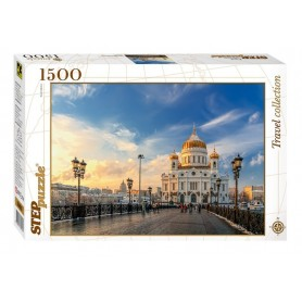 "Puzzle ""Temple of Christ the Saviour"""