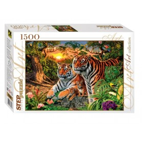"Puzzle ""How many tigers?"""