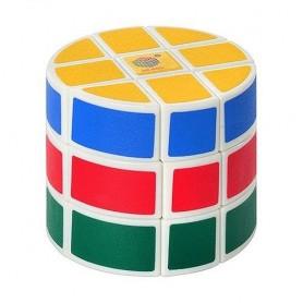 Cylinder Puzzle Cube 3x3