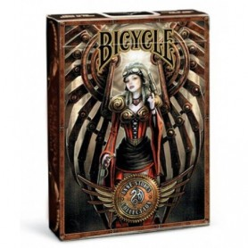 Bicycle Anne Stokes - Steampunk.