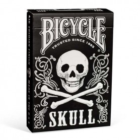 "Карты ""Bicycle Skull"""