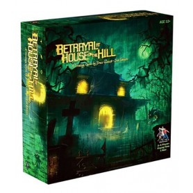 "Настольная игра ""Betrayal at House on the Hill (Предательство в доме на холме)"""