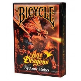 "Карты ""Bicycle Age of Dragons"""